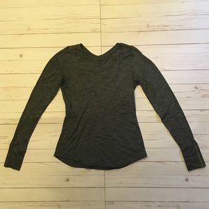 Lululemon Athletic Long Sleeve Top